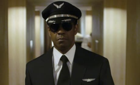 Denzel Washington Talks Taking Flight