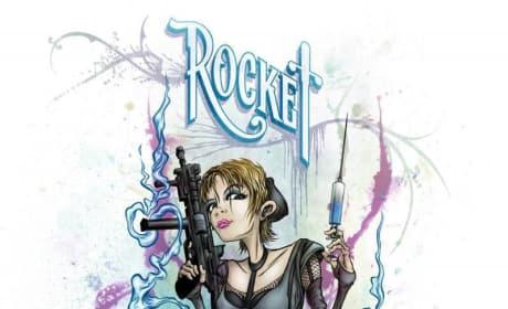 Sucker Punch Rocket Comic-Con Poster