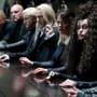 Malfoys at a Meeting