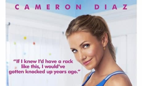 Cameron Diaz in What to Expect When You're Expecting
