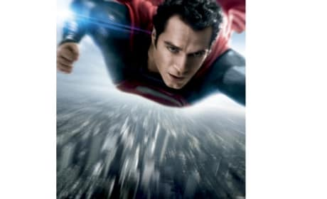 Man of Steel Prize Poster