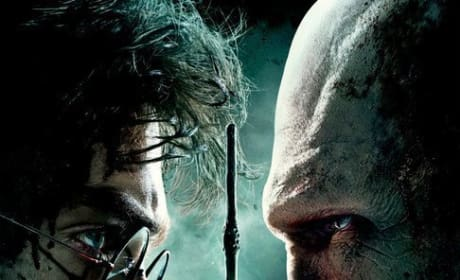 Harry Potter and the Deathly Hallows - Part 2 Poster Revealed