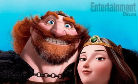 New Brave Clip Features Billy Connolly and Emma Thompson