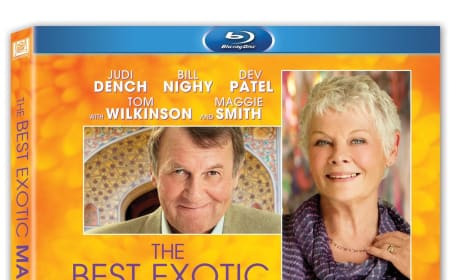 The Best Exotic Marigold Hotel Exclusive Giveaway: Win the Blu-Ray and an India Guidebook