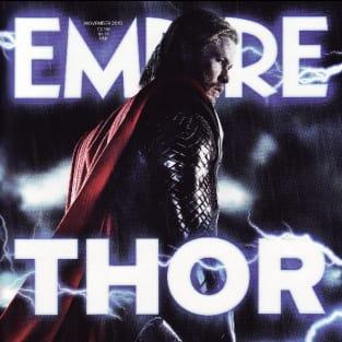 Thor Empire Cover