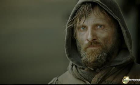 """Viggo Mortnensen as """"Man"""""""
