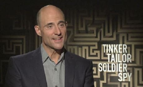 Tinker, Tailor, Soldier, Spy Exclusive: Mark Strong Speaks with Movie Fanatic