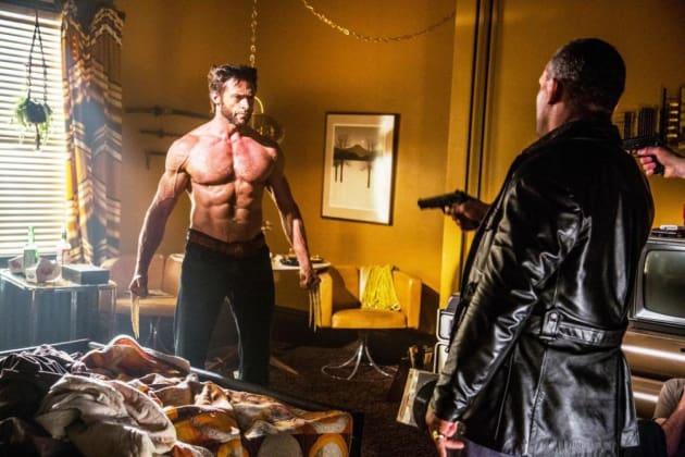 X-Men Days of Future Past Hugh Jackman is Wolverine