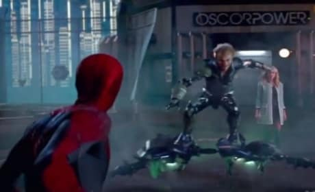 The Amazing Spider-Man 2 Extended Trailer: Green Goblin Confronts Spidey