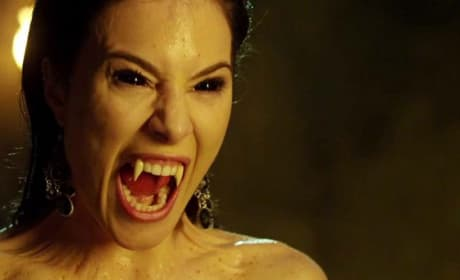 Fright Night 2 Exclusive: Jaime Murray Shares the Scares
