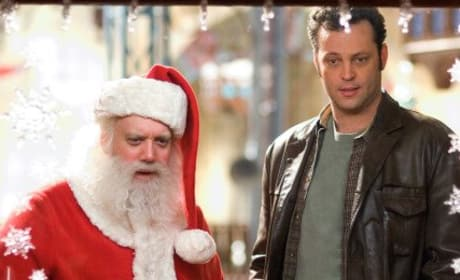 Fred and Santa Claus