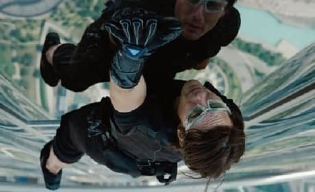 Inside the IMAX of Mission Impossible: Ghost Protocol