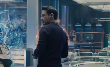 Avengers Age of Ultron Ultron Tony Stark