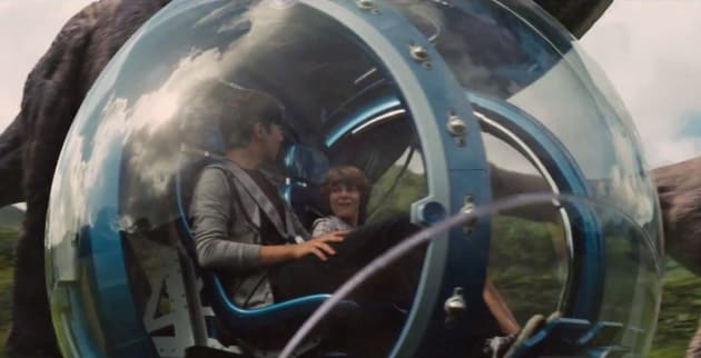 Jurassic World GyroMobile