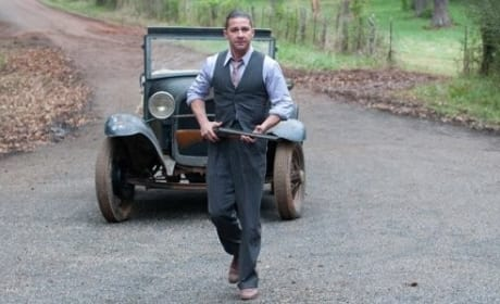 Shia LaBeouf in Lawless