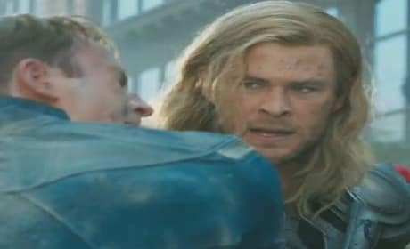 Latest Trailer for Marvel's The Avengers!