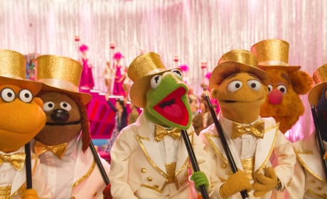 Muppets Most Wanted Kermit the Frog