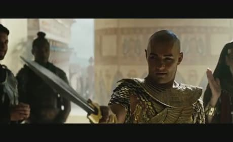 Exodus Gods and Kings TV Spots: Brothers, Leaders, Enemies!