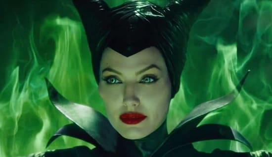 Maleficent Star Angelina Jolie