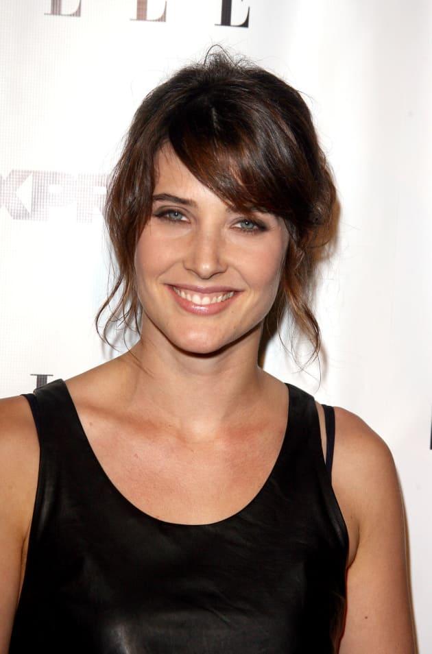 Canadian Actress Cobie Smulders