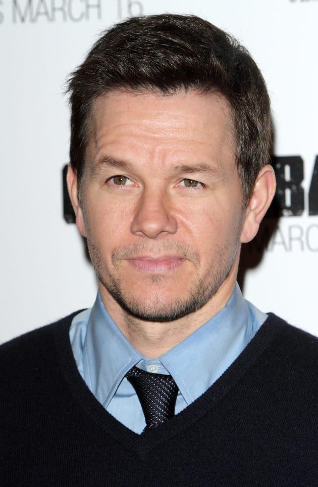 Mark Wahlberg at a photocall