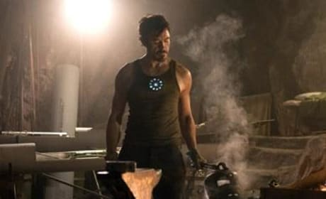 Jon Favreau Dishes on Iron Man