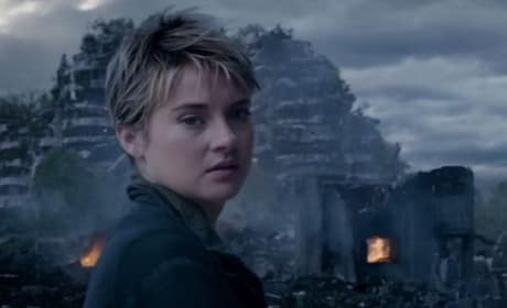 Insurgent Trailer: The World Will Never Be the Same