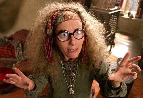 Sybil Trelawney