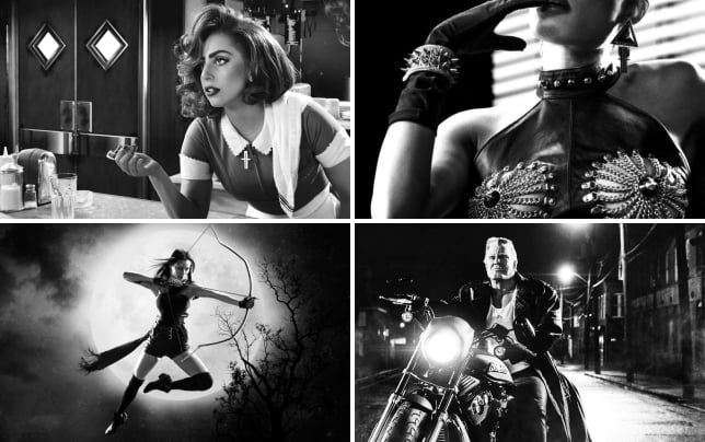 Sin city a dame to kill for lady gaga