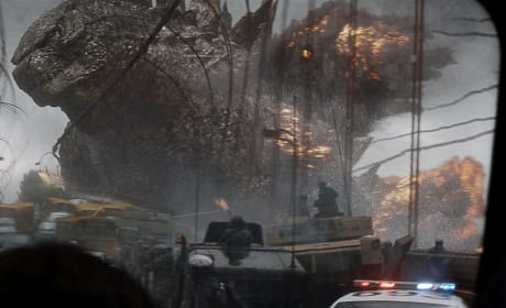 Godzilla Movie Still Photo