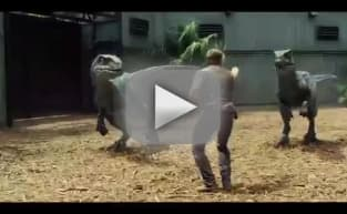 Jurassic World Clip: Raptor Squad
