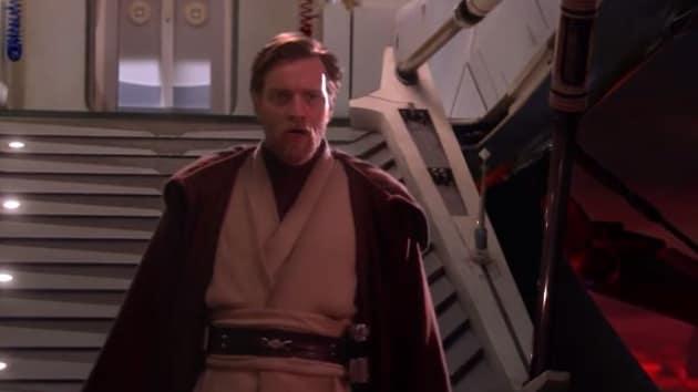 Ewan McGregor Star Wars Episode VII: Revenge of the Sith