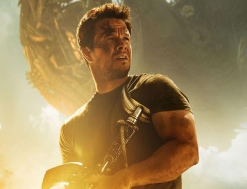 Transformers: Age of Extinction Stars Mark Wahlberg