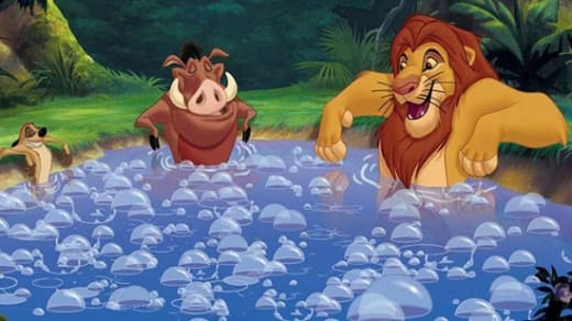 The Lion King Blu-Ray Still