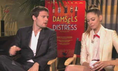 Damsels in Distress Exclusive: Analeigh Tipton & Hugo Becker Bust Out