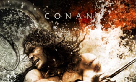 Jason Momoa Plays THE Conan