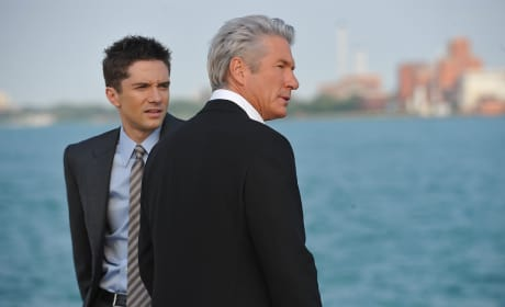 The Double Trailer: Richard Gere, Martin Sheen Shine