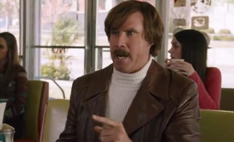 Anchorman 2 Ron Burgundy