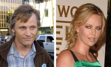 Hitting The Road: Viggo Mortensen and Charlize Theron