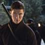 Rick Yune is a ninja