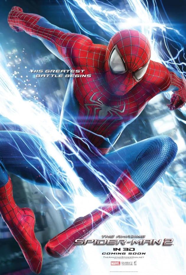 The Amazing Spider-Man 2 International Movie Poster