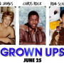 Grown Ups Old Photo Banner poster