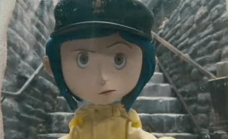 Coraline Movie Preview