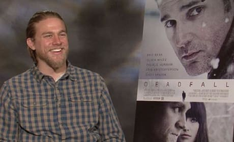 Deadfall: Charlie Hunnam Leaps From Sons of Anarchy to Silver Screen