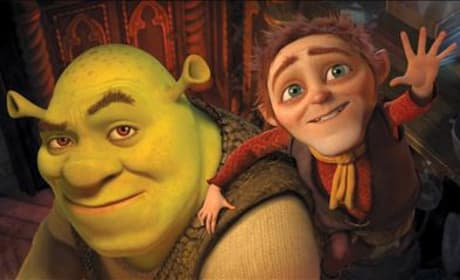 First Look at Shrek Forever After