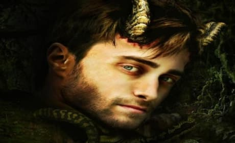 Horns Trailer & Poster: The Devil Has Claimed Daniel Radcliffe!