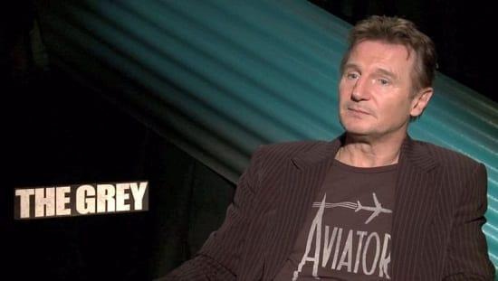 Liam Neeson Interview Pic