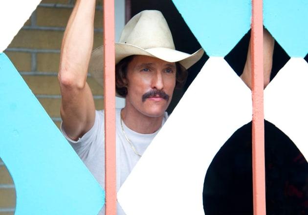 Dallas Buyers Club Matthew McConaughey