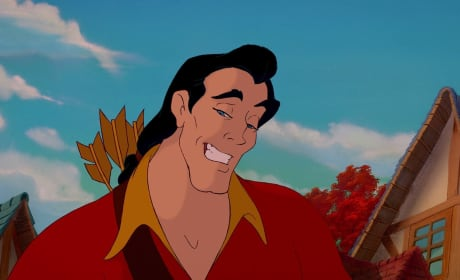 Gaston in Beauty and the Beast