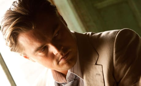 Leonardo Di Caprio as Dom Cobb